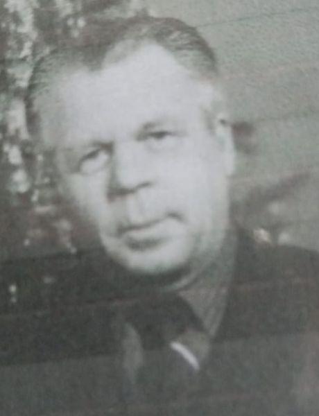 Сычёв Александр Егорович