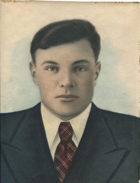 Сосунов Василий Степанович