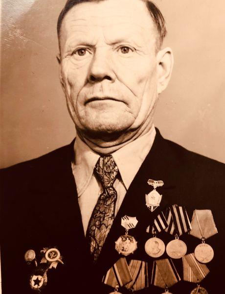 Бутюгин Василий Яковлевич