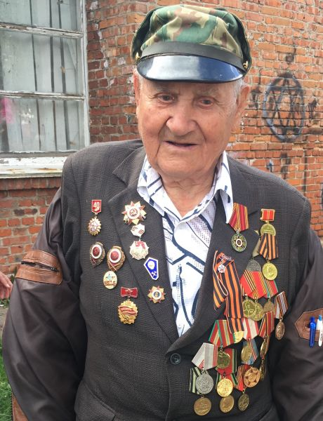 Горбачев Леонид Иванович