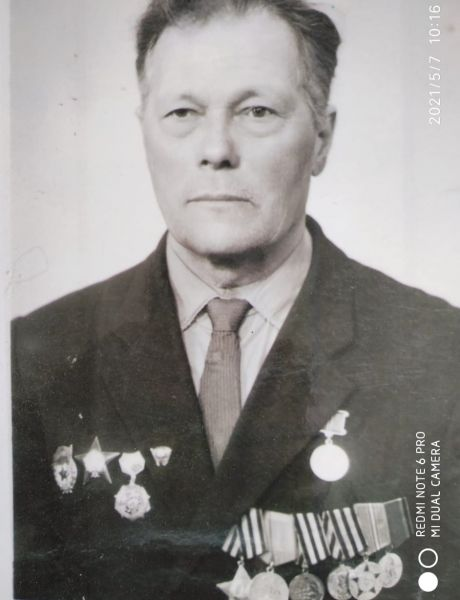 Кривецкий Иван Дмитриевич