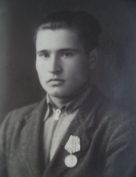 Дмитрачков Александр Кузьмич