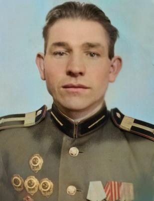 Соколов Василий Григорьевич