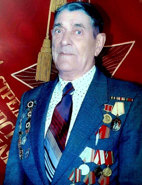 Евлантьев Степан Иванович