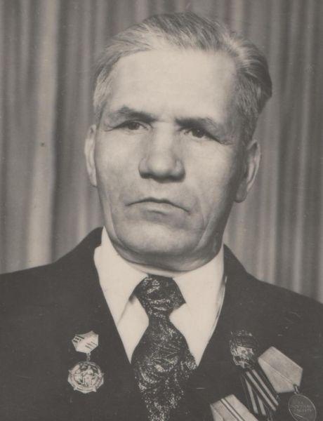 Тюрин Николай Васильевич