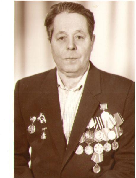 Потёмкин Вячеслав Митрофанович