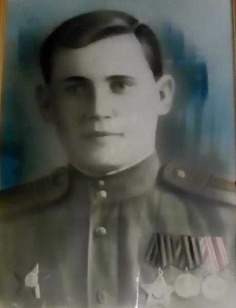Степаненко Василий Викторович
