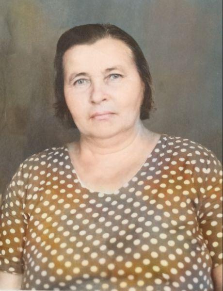 Медведева (Кузнецова) Анастасия Павловна