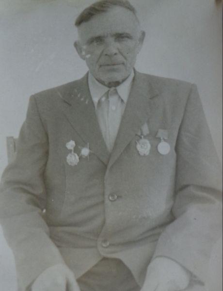 Шевченко Федор Яковлевич