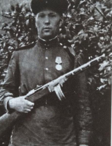 Хозяинов Аким Гаврилович