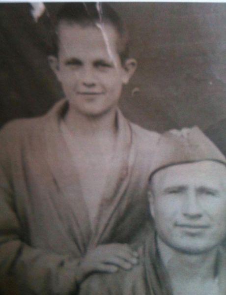 Крючков Илья Иванович