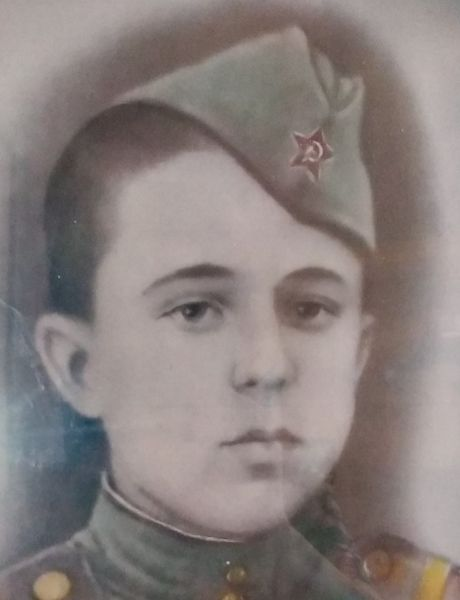 Морковин (Морковкин) Иван Александрович