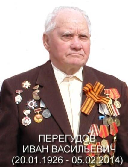 Перегудов Иван Васильевич