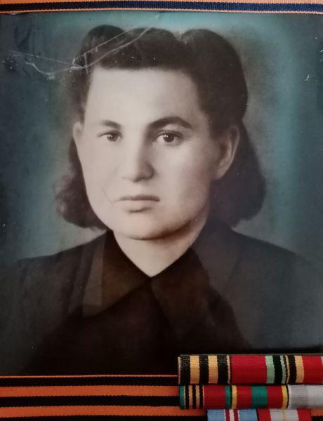 Ганицкая Любовь Семеновна