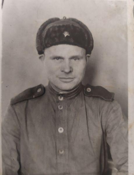 Егоров Фёдор Никифорович