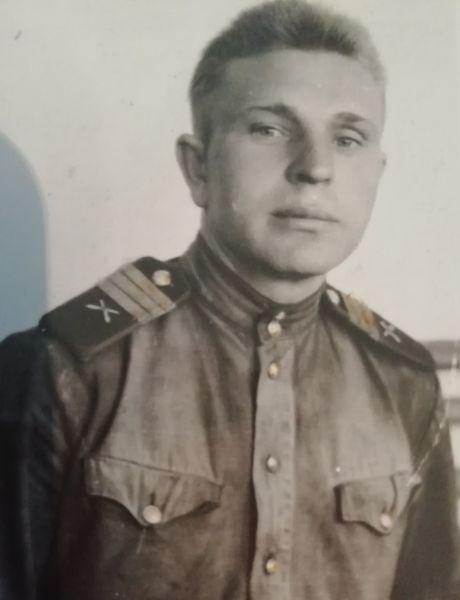 Шевцов Александр Егорович