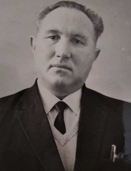 Степанов Иван Гурьянович