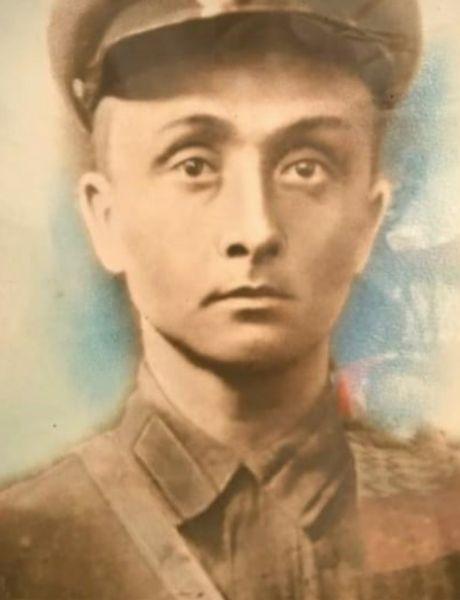 Мыркаков Ахмат Биболатович