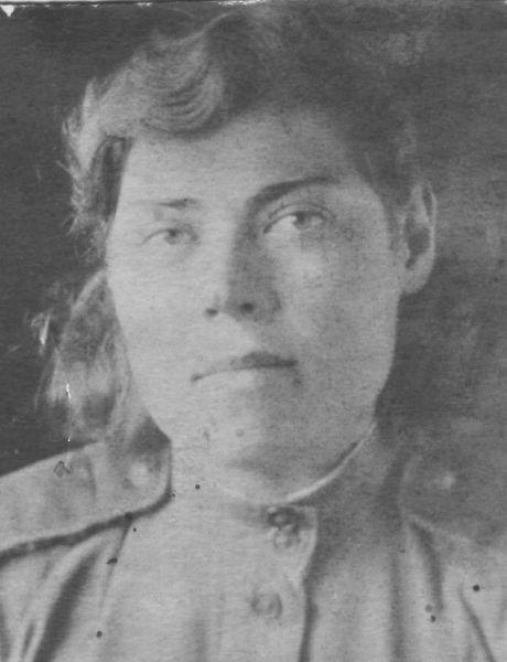 Кузнецова (Андреева) Анна Александровна