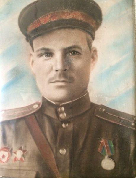 Иванов Фёдор Никифорович