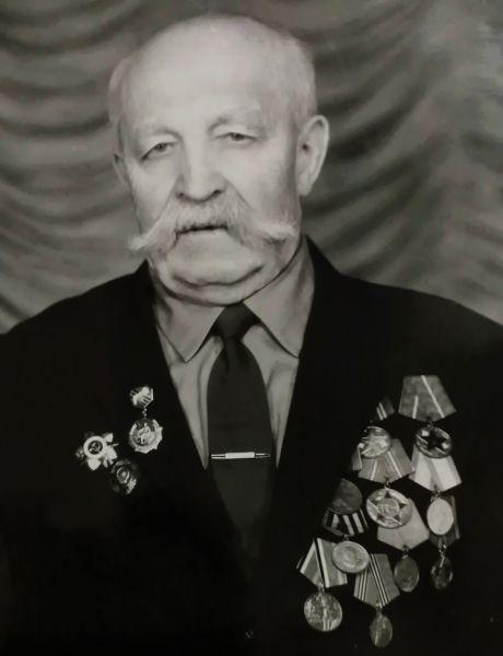 Плеханов Иван Прокопьевич