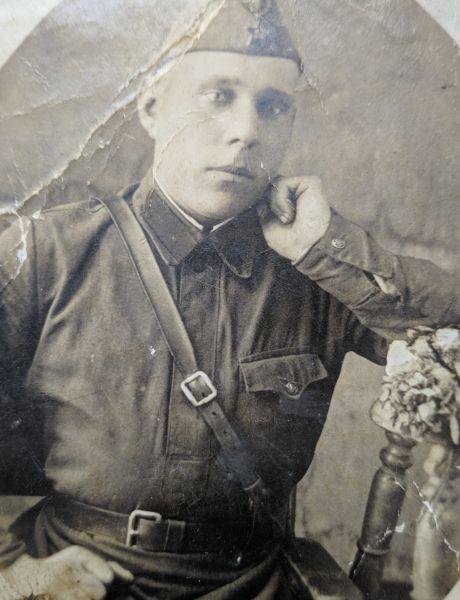 Чачин Иван Евтихович