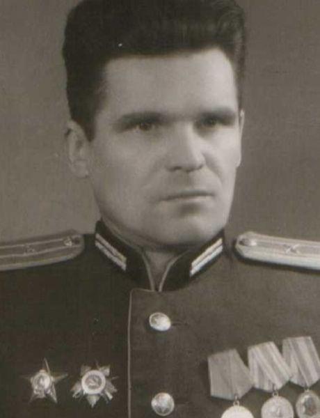 Козин Михаил Иванович