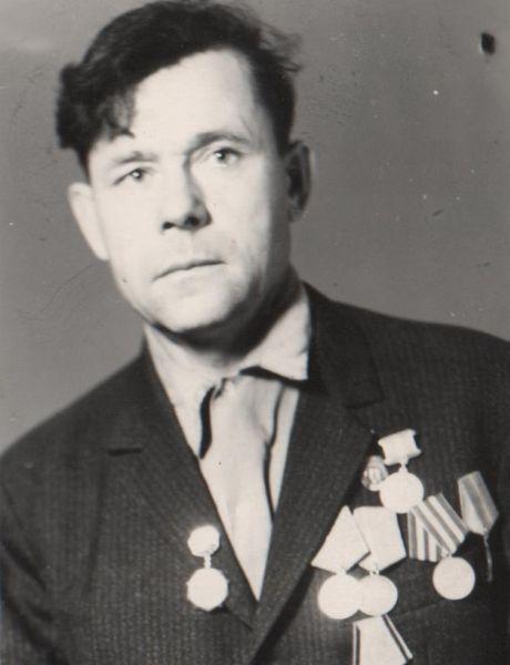 Котков Николай Ефимович