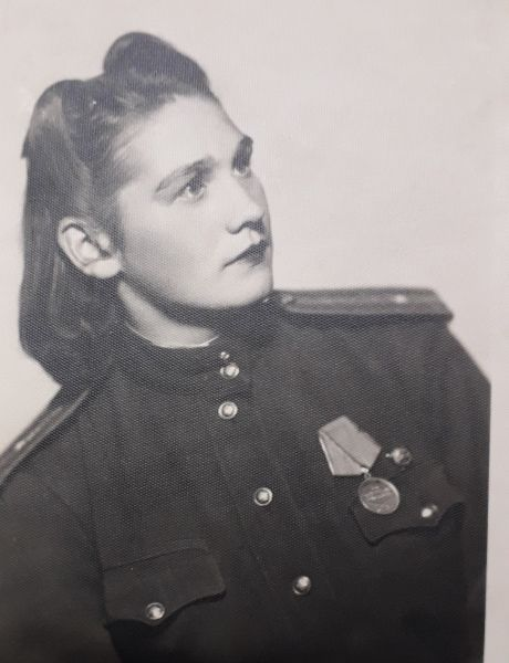 Давыдова Клавдия Петровна
