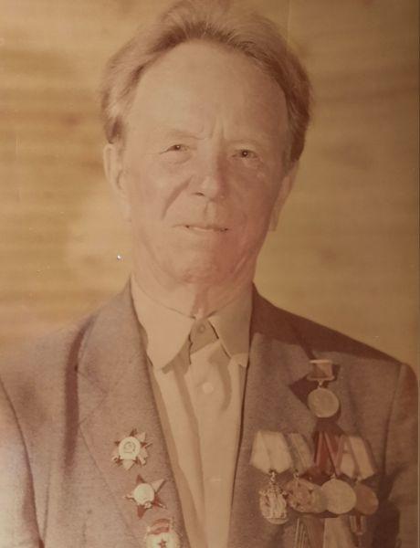 Лапшаков Иван Михайлович