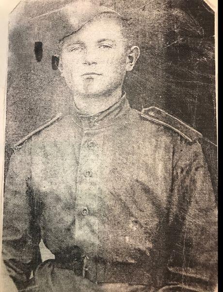 Юдин Петр Поркофьевич