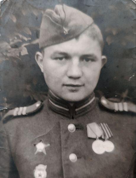 Лисица Николай Семёнович