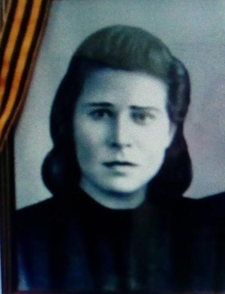 Голубушина (Травникова) Александра Ильинична