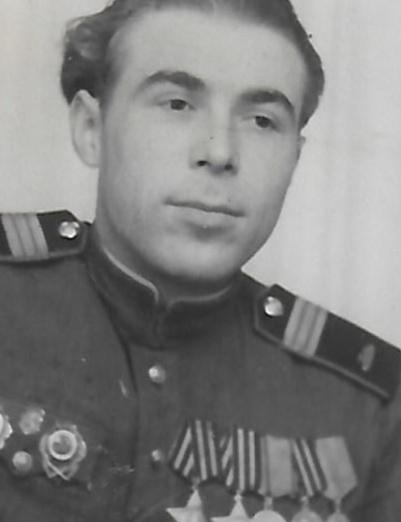 Перцев Леонид Николаевич