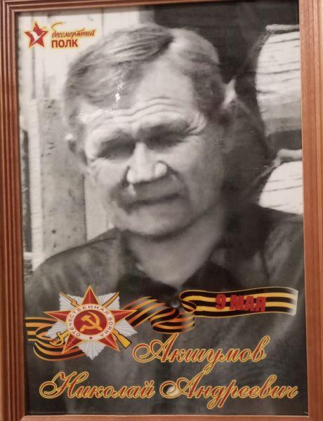 Акшумов Николай Андреевич
