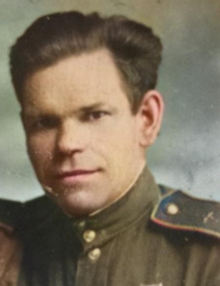 Матюхин Илья Матвеевич