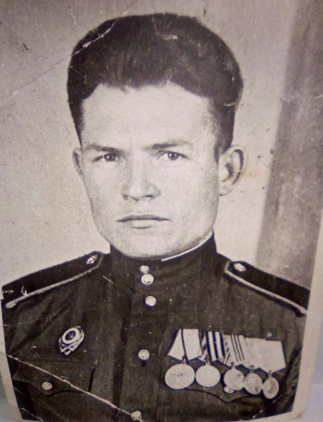 Чекунов Варлам Петрович