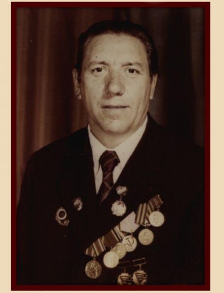 Елисеев Иван Андреевич