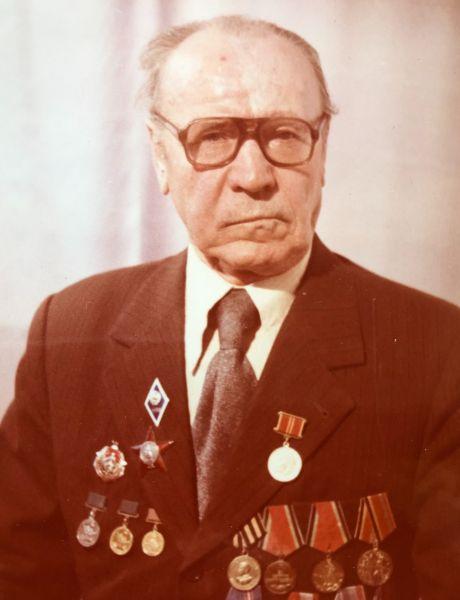 Соколов Николай Петрович