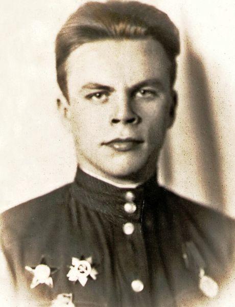 Соболев Анатолий Феодосьевич