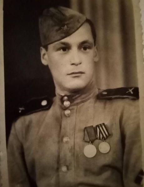 Конопацкий Пётр Андреевич
