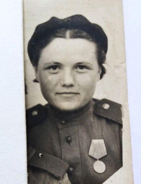 Тамара Антонина Андреевна