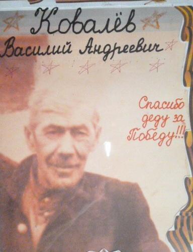 Ковалёв Василий Андреевич