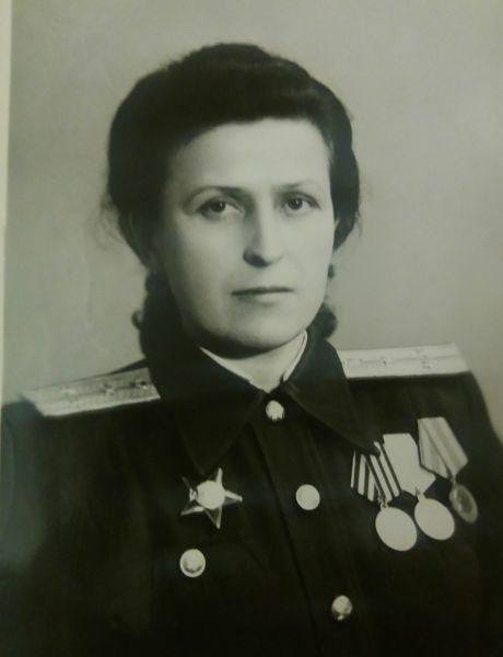 Ануфриева (Ледкова) Антонина Петровна