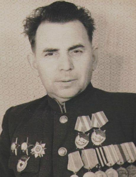 Пустовалов Георгий Григорьевич