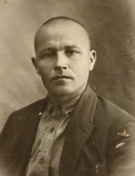 Ермаков Егор(Георгий) Николаевич