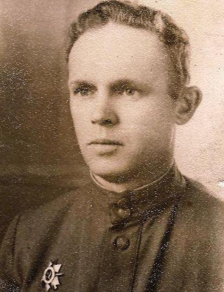 Ахлюев Алексей Михайлович