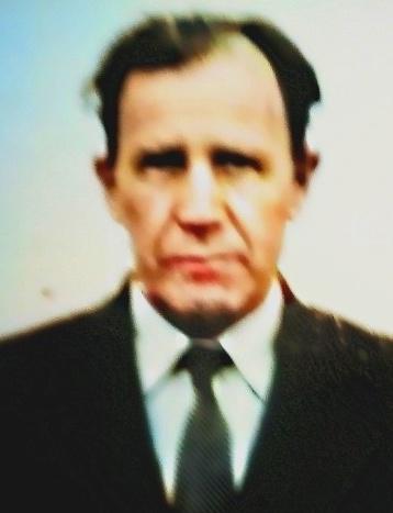 Фетисов Павел Дмитриевич