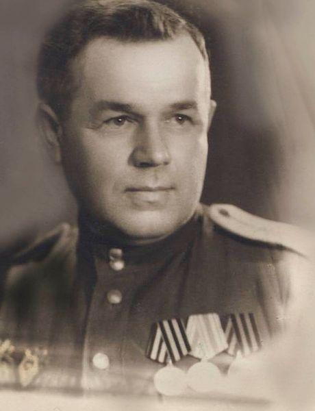Пахомов Иван Васильевич