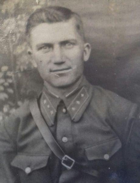 Ергаков Георгий Тимофеевич